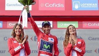 Download Nairo Quintana 20ª Etapa Vuelta España 2016 (Benidorm - Alto de Aitana) HD 1080 Video