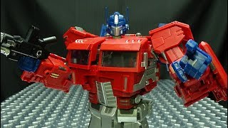 Download Generation Toy OP.EX (IDW OPTIMUS PRIME): EmGo's Transformers Reviews N' Stuff Video