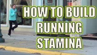 Download How to Build Running Stamina Video