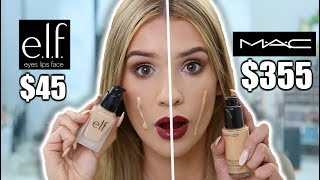 Download MAC VS ELF Full Face Comparison! WHAT'S BETTER?! Video