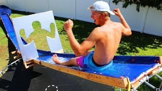Download Water Sliding through Impossible Shapes!! Video