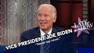 Download VP Joe Biden On Running In 2020: Never Say Never Video