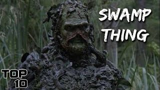 Download Top 10 Scary Things Pulled From SWAMPS Video