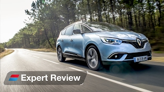 Download Renault Grand Scenic 2016 car review Video
