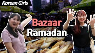 Download Korean girls went to Bazaar Ramadan for the first time l Blimey in KL2 EP.01 Video