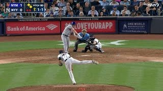 Download Bruce crushes homer for first hit with Mets Video