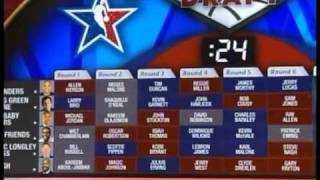 Download NBA greatest players of all time draft Video