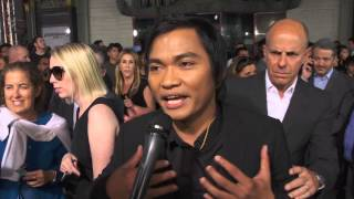 Download Furious 7: Tony Jaa Official Red Carpet Movie Premiere Interview / การสัมภาษณ์ Video