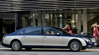 Download Maybach 62 Interior, Exterior and Drive Video