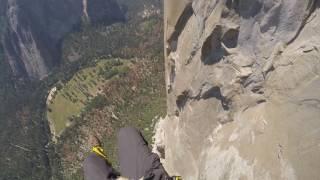 Download 2,650' rappel off El Capitan in Yosemite, July 2016 Video