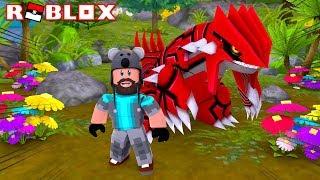 Download 5 IV GROUDON + I CAN FLY!! | Pokémon Brick Bronze Randomizer [#11] | ROBLOX Video
