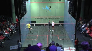Download 30. ECC Paderborn 2017 Ali Farag(Paderborner Squash Club) - Daryl Selby(Colets) Video