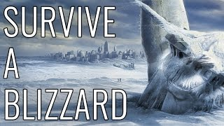 Download How to Survive A Blizzard - EPIC HOW TO Video