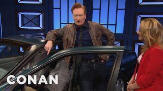 Download Conan Insures His Most Prized Possession - CONAN on TBS Video