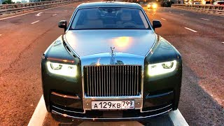 Download ЗАБРАЛ новый ROLLS-ROYCE PHANTOM за 40 МЛН (!!!) Топим на V12, 6.75 л, 571 л.с.! RR PHANTOM VIII / 8 Video
