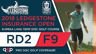 Download Round Two 2018 Ledgestone Insurance Open - Front 9 | Downing, Locastro, McBeth, Webster Video