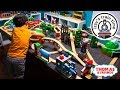 Download Thomas and Friends   New Thomas Train Wooden Railway Table with Brio! Fun Toy Trains for Kids Video