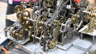 Download The amazing Do Nothing Machine at the Museum of Craftsmanship Video