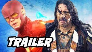 Download The Flash 4x02 Promo - The Flash vs Danny Trejo Breakdown Video