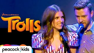 Download Justin Timberlake and Anna Kendrick - ″True Colors″ Live at Cannes | TROLLS Video