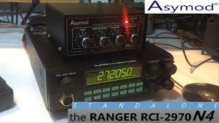 Download Ranger RCI 2970 N4 and the Asymod Standalone Hi Fi setup Video