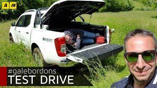 Download Nissan Navara, il pick-up che compreremmo Video