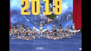 Download Cheer Extreme Raleigh Smoex ~ Worlds ~ CRUSHING IT Video
