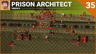 Download Let's Play - Prison Architect (Prison 8) - Part 35 Video