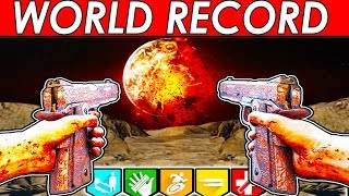 Download MOON | WORLD RECORD EASTER EGG SPEEDRUN! | CLASSIC GOBBLEGUM | BLACK OPS 3 ZOMBIES Video