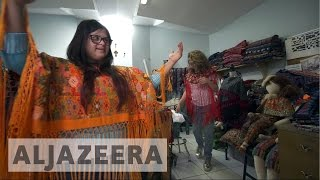 Download Designer with down syndrome garners international attention Video