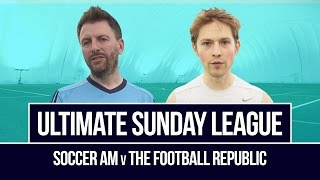 Download Shocking miss from 3 yards! Soccer AM v The Football Republic Video