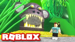 Download Roblox Adventures / Escape the Jungle Obby / Eaten by a Giant Evil Ape! Video