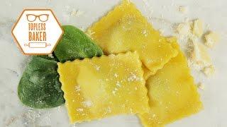 Download Easy Ravioli Recipe - Topless Baker Video