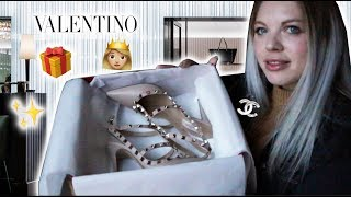 Download Two Luxury Unboxings: Valentino & Hermes & October Luxury Favorites! Video
