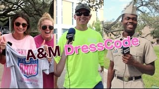 Download Student's Perspective: Texas A&M Dress Code Video