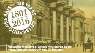 Download 215th Anniversary of the Royal Museums of Fine Arts of Belgium Video