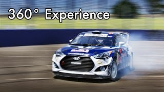 Download Red Bull Global Rallycross 360° POV Experience Video