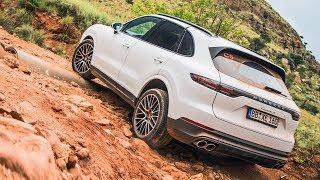 Download Porsche Cayenne (2018) Endurance Test Video