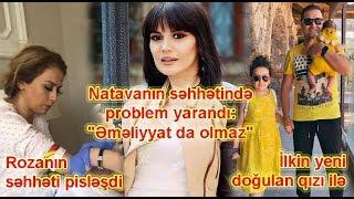 Download Səfurənin yaxta gəzintisi, İlkin yeni doğulan qızı ilə, Rozanın səhhəti pisləşdi Video