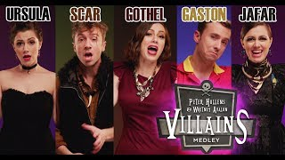 Download DISNEY VILLAINS MEDLEY (Whitney Avalon & Peter Hollens) Video