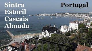 Download PLACES NEAR LISBON: Sintra, Estoril, Cascais, Almada (Portugal) Video