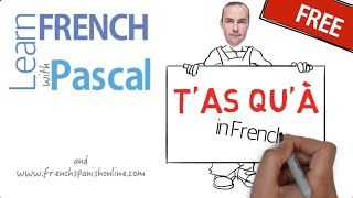 Download t'as qu'à in French Video