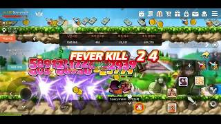 Download Maplestory M Korea Night lord 1st 2nd 3rd and 4th job skills [English translated] Video