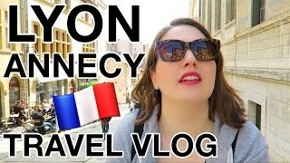 Download EASTER IN FRANCE! LYON & ANNECY TRAVEL VLOG Video