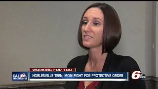 Download Noblesville mother upset after court denies protective order for teen who says classmate raped her Video