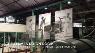 Download Foursquare Rum Distillery, Barbados, Rum Sixty Six Video