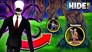 Download *NEW* SLENDERMAN GAMEMODE in FORTNITE! (Playground Mode v2) Video