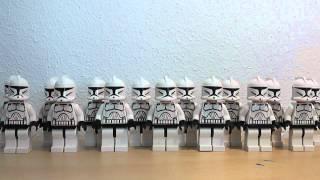 Download LEGO Star Wars Klone zum Tausch (Sie sind alle weg :D) Video