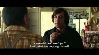 Download No Country For Old Men - Coin Toss Scene [HD] Video