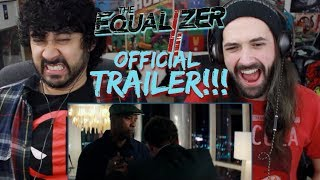 Download THE EQUALIZER 2 - Official TRAILER REACTION & REVIEW!!! Video